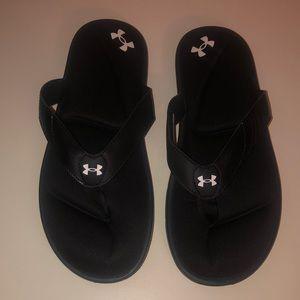 NWOT Men's Under Armour Ignite Sandals Flip Flops